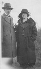 Our grandparents, in happier days in Saskatchewan.