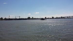 Mississippi River, New Orleans.